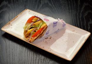 pita vegetarisk